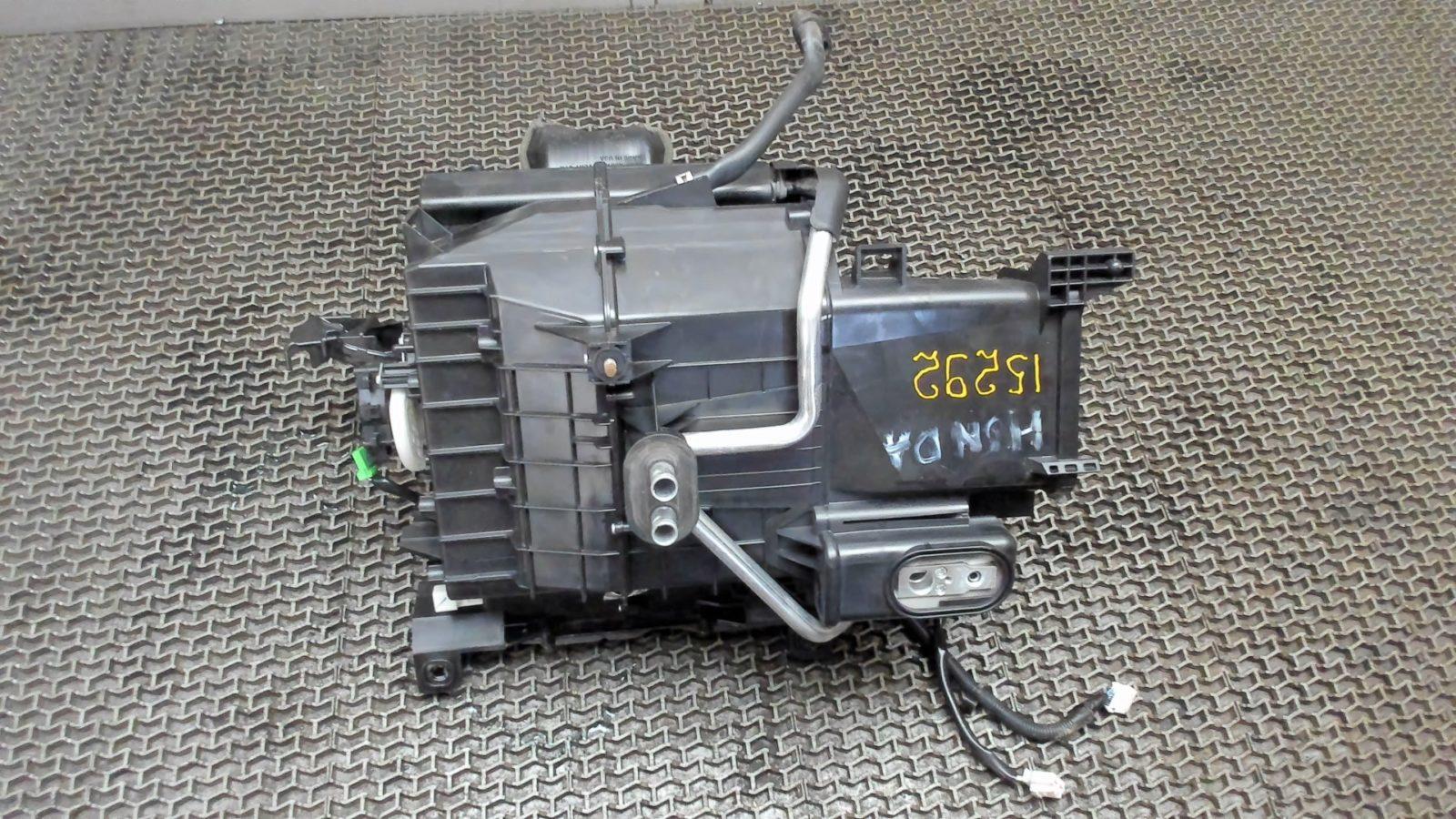 ремонт кондиционера хонды кросстур спб