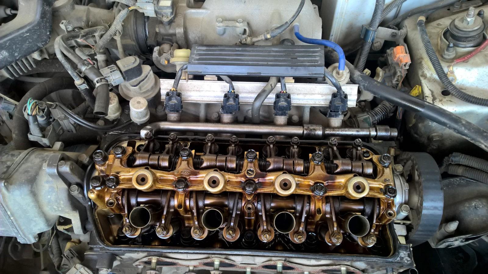 ремонт двигателя хонды цивик спб