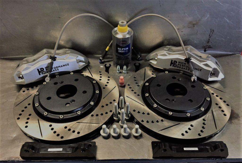 Ремонт тормозной системы хонды аккорд спб