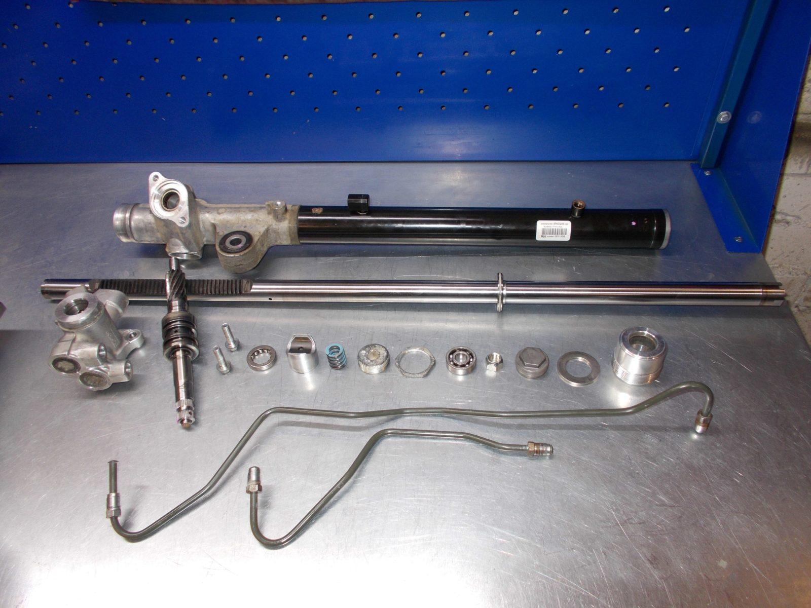 ремонт рулевой рейки хонды кросстур спб