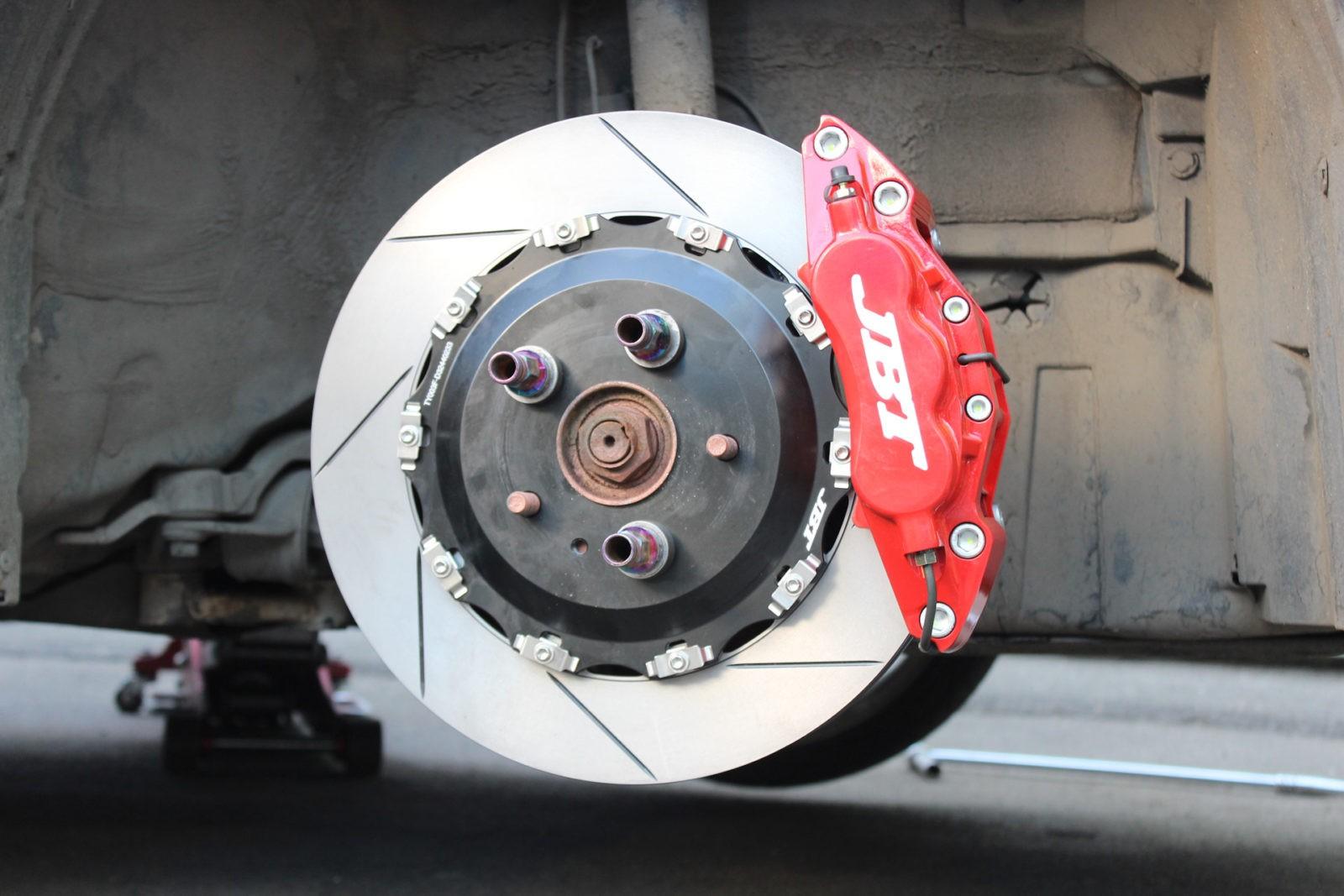 ремонт тормозной системы хонды цивик спб