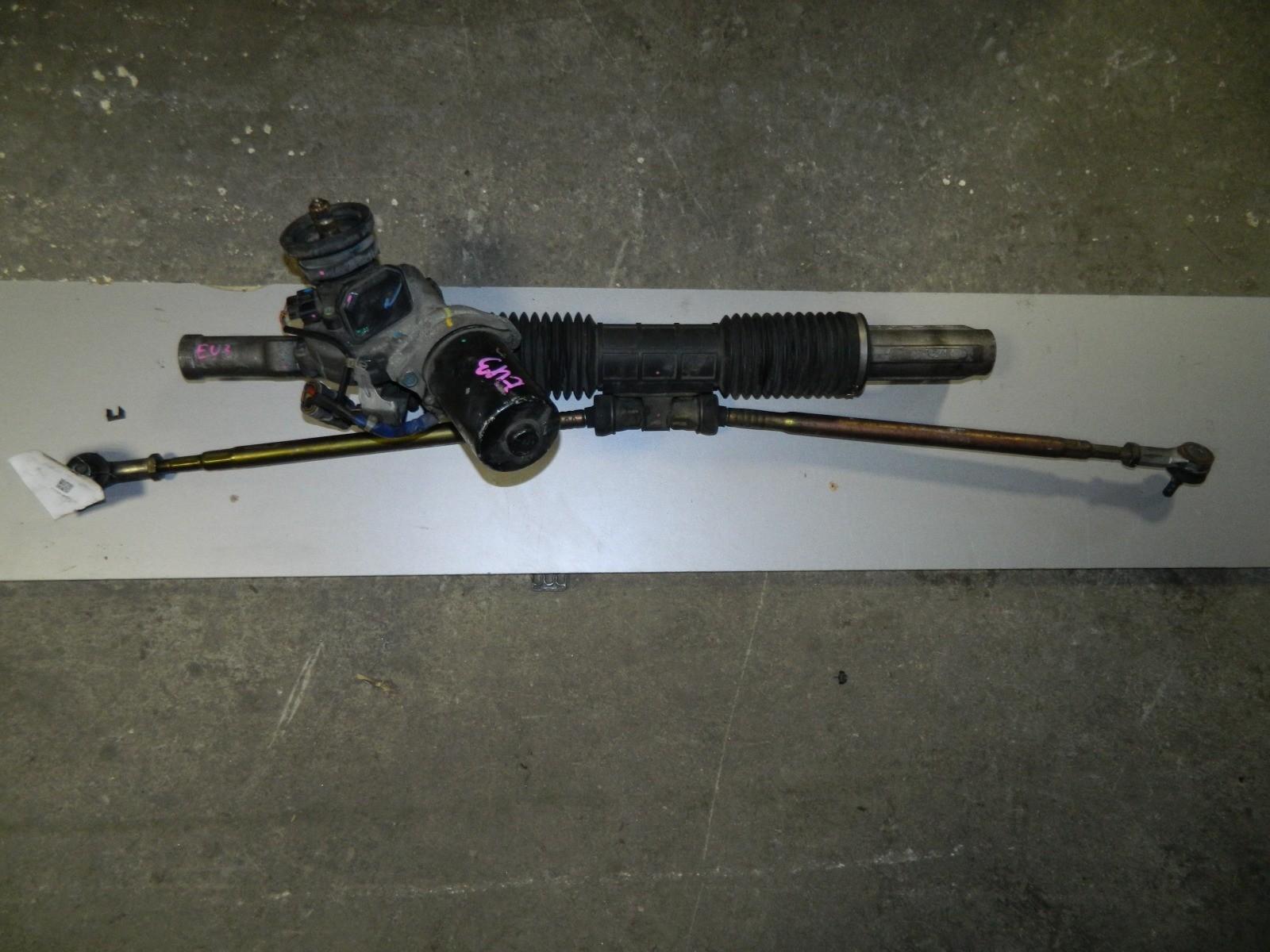 ремонт рулевой рейки хонды пилот спб
