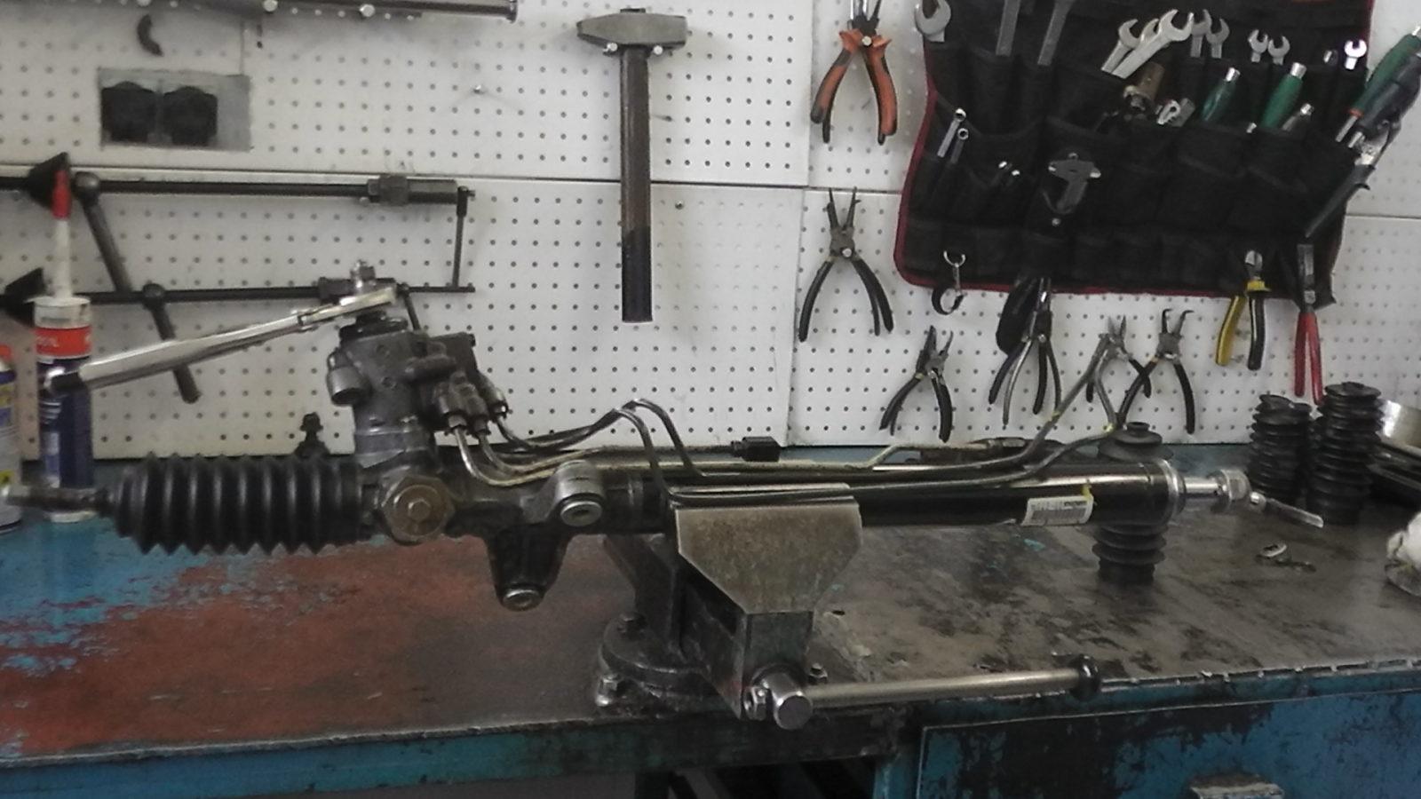 ремонт рулевой рейки хонды легенд спб