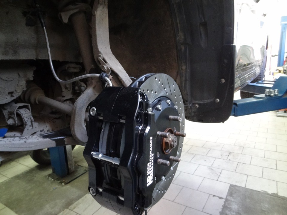 замена тормозных колодок хонда кросстур спб