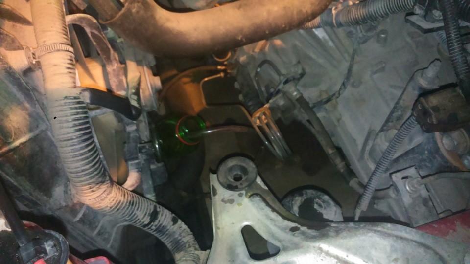 замена жидкости привода сцепления хонда срв спб