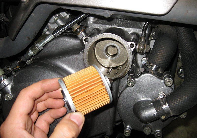 замена масляного фильтра в двигателе хонды пилот спб